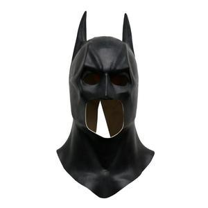 Image 5 - Disfraz de Batman The Dark Knight Rises, traje de Cosplay de Halloween con estampado 3D de cuerpo completo de Batman, Bruce