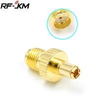 1pcs sma female to ts9 male adapter jack plug converter antenna