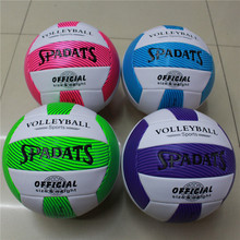 Competition volleyball soft standard PU Training Volleyball Machine ball Beach balls