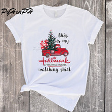 This Is My Hallmark Christmas Movies Watching Tshirt Women Merry Christmas Tee s