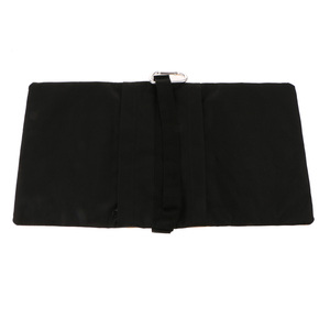 Image 3 - 5kg Capacity Boom Arm Tripod Sand Bags Durable Canvas Heavy Duty Sandbags Orange & Black for Photography