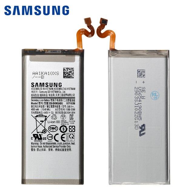 Купить оригинал samsung galaxy note9 note 9 sm n9600 n960f n960u n960n