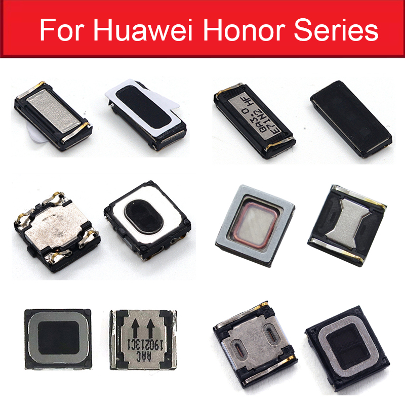 Earpiece Speaker For Huawei Honor 6 6plus 7 7i 8 8lite 8X 9 9lite 9i 10 10lite Play  Ear Speaker Loudspeaker Replacement Parts