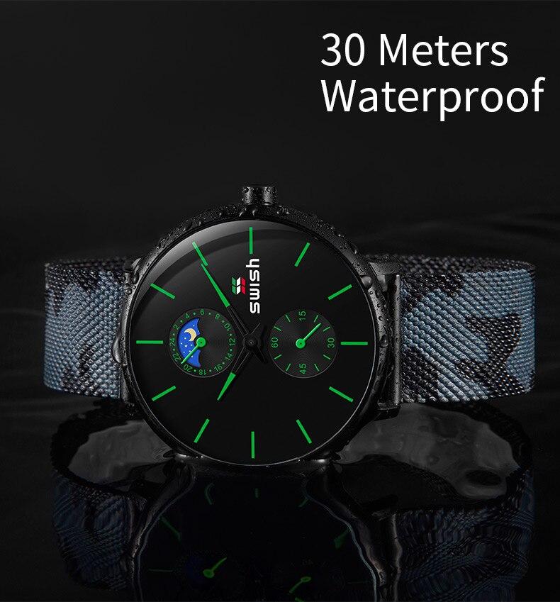 H0241223b9eda433da064e8f2b7cbf976D SWISH Watches Men 2019 Mens Watches