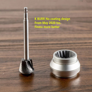 Image 4 - 1 pc New 1zpresso K pro k burr super portable coffee grinder coffee mill grinding super manual coffee bearing recommed