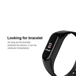 Image 5 - M4 在庫 Smartband フィットネストラッカースマートウォッチ活動 Bluetooth ブレスレット血圧モニター男性女性