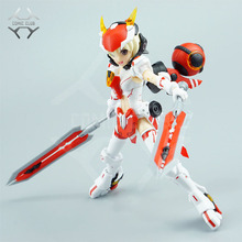 COMIC CLUB IN STOCK Frame Arms Girl XIAOQIAO Assembly toys action robot Toys Figure