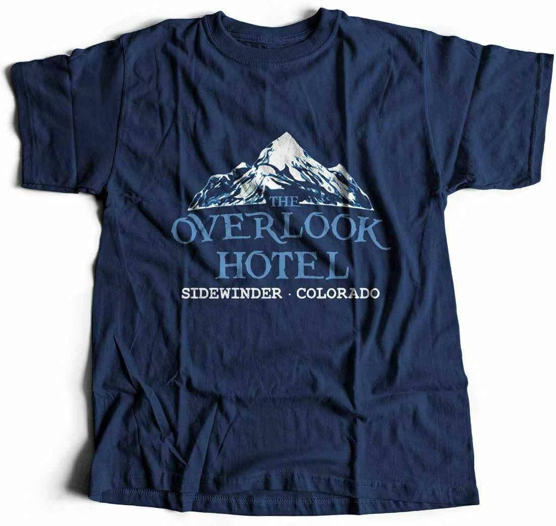 Overlook Hotel Horror T-Shirt Room All 237 Work Jack Maze Redrum No Play Tw D149