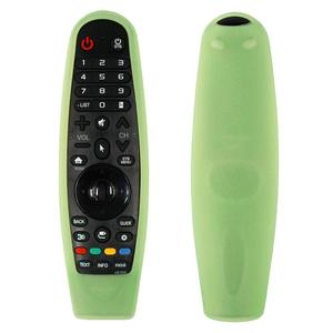 Image 5 - Bảo Vệ Silicone Điều Khiển Từ Xa Dành Cho Tivi LG AN MR600 AN MR650 MR19BA Magic Remote Bao Chống Sốc Có Thể Rửa Được Từ Xa Giá Đỡ