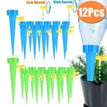 36/24/12 pces sistema de rega rega rega por gotejamento automático casa waterers jardim plantas flor kits rega