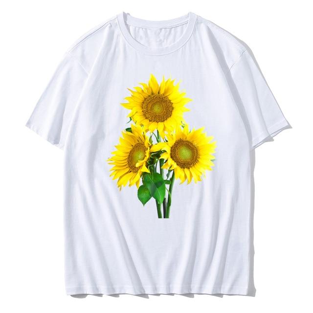 Sunflower women\u2019s graphic t-shirt