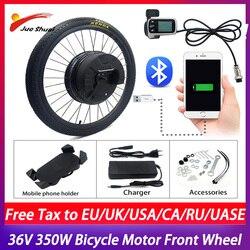 IMotor 3.0 Ebike Electirc zestaw do konwersji roweru 36V 350W rowerowe koło silnikowe 24