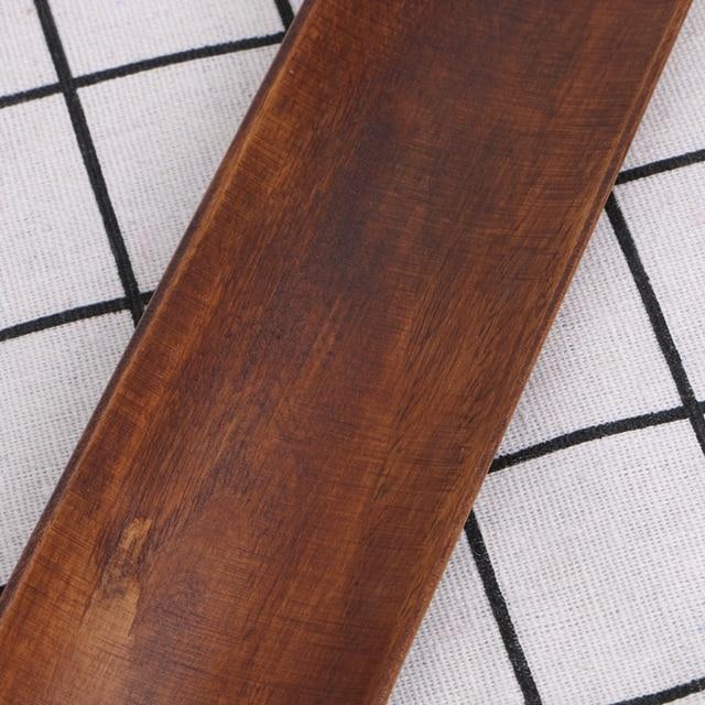 כופתאות עץ סושי הגשת מגש מלבני צלחת סלט לחם מנות K1MF 1