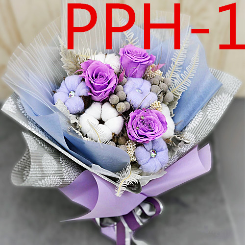 Wedding Bridal Accessories Holding Flowers 3303 PPH 1-10