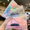 50/100pcs/Set Girls Colorful Nylon Small Elastic Hair Bands Children Ponytail Holder Scrunchie Headband Kids Hair Accessories 3