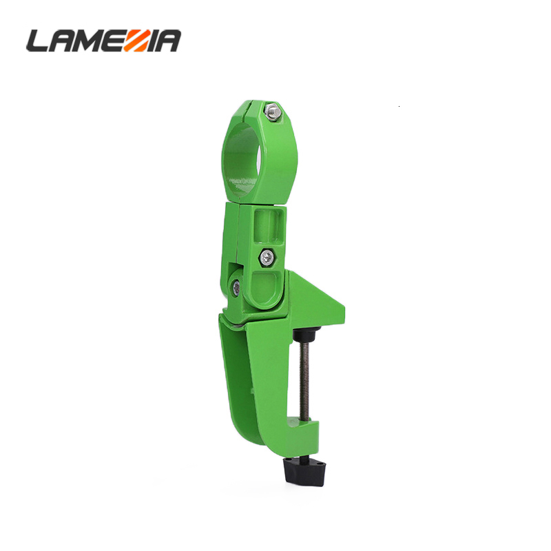 LAMEZIA Multifunctional Alloy Mini Electric Drill Stand Holder Bracket Used For Die Dremel Grinder Accessory For Woodworking