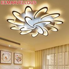 Luminaire Lamp Sufitowe Home Lighting Plafoniera Lampen Modern LED Plafonnier De Lampara Techo Plafondlamp Ceiling Light