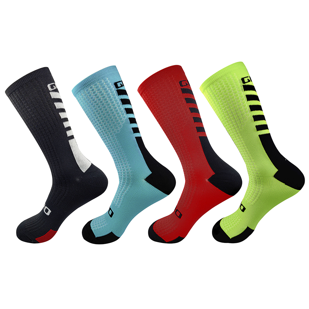 Outdoor Sports Socks Men Women MTB Bike Socks Basketball Socks Cycling Socks Professional 6 Colors