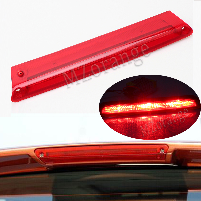 Pour Ford Focus Fiesta hayon 2009-2012 2013 2014 arrière haut troisième feu Stop haut placé monté feu Stop supplémentaire