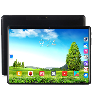 4G LTE Google Play Android 8.0 8MP Dual Cameras 5000mAh 6G RAM 128GB ROM 10 IPS + MTK6753 Global Version Smart Video Game Tablet