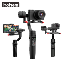 Hohem iSteady Multi Gimbal All-in-one 3-Axis Handheld Stabilizer for Sony Compact Camera RX100 Series/ Action Camera/ Smartphone g5gs gimbal handheld splash proof 3 axis stabilizer for sony x3000 as50 as50r as300 as300r camera