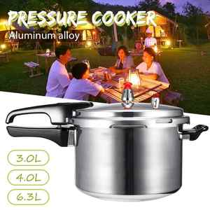 Kitchen Gas-Stove Pressure-Cooker Cooking Safety-Protection Energy-Saving Light-Weight