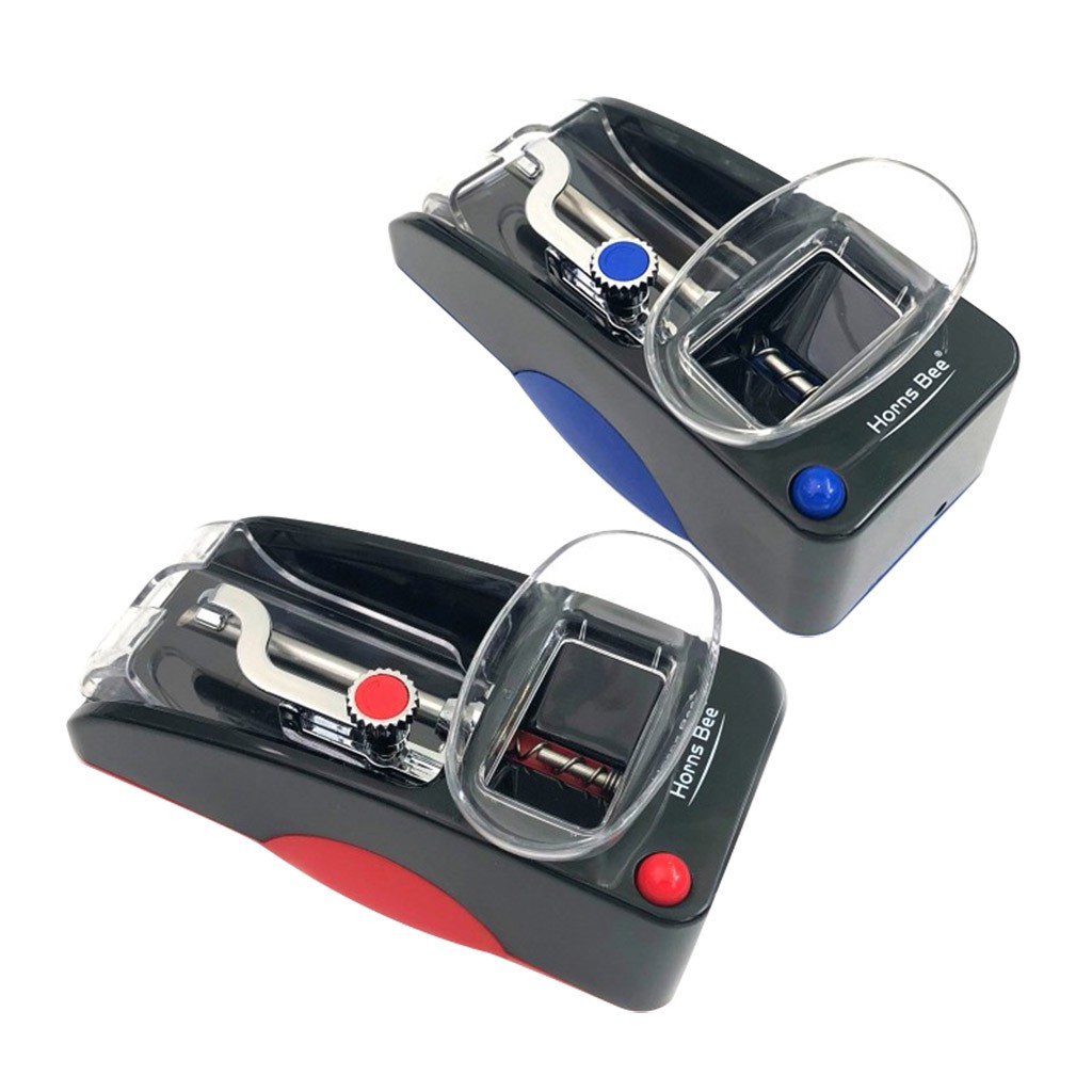 Rechargeable Electric Automatic Cigarette Rolling Machine Tobacco Injector Maker Roller DIY Smoking Tool Cigarette Accessories 3