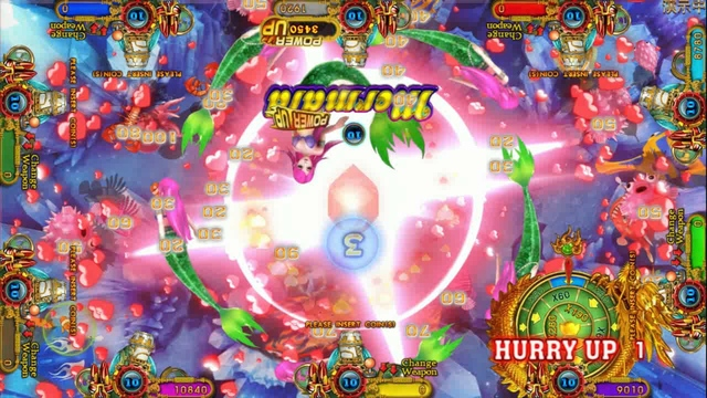 USA High Profit Hot Selling Fish Game Table Gambling Machines For Sale Ocean King 3 Plus Aquaman Realm 6