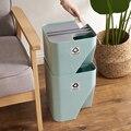 Домашний отказаться от классификации мусорный бак с накоплением сортировки мусорное ведро бытовой разделения мусорное ведро