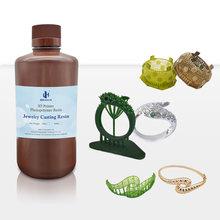 Resina castável da joia com resina de carcaça fácil da cera alta apropriada para b9 form2, envisiotec, elegoo etc.