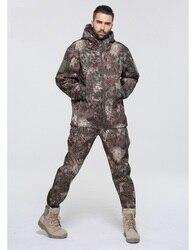 Freies verschiffen, Marke qualität tad taktische militärische uniforme multicam sets, Camouflage fleece anzug, wasserdicht outwear jacke
