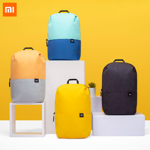 Original Xiaomi Mi Mini Backpack 7L/15L/20L Big Capacity Men Women Travel Bag Urban Leisure Back Pack Colorful Sports Chest Bag