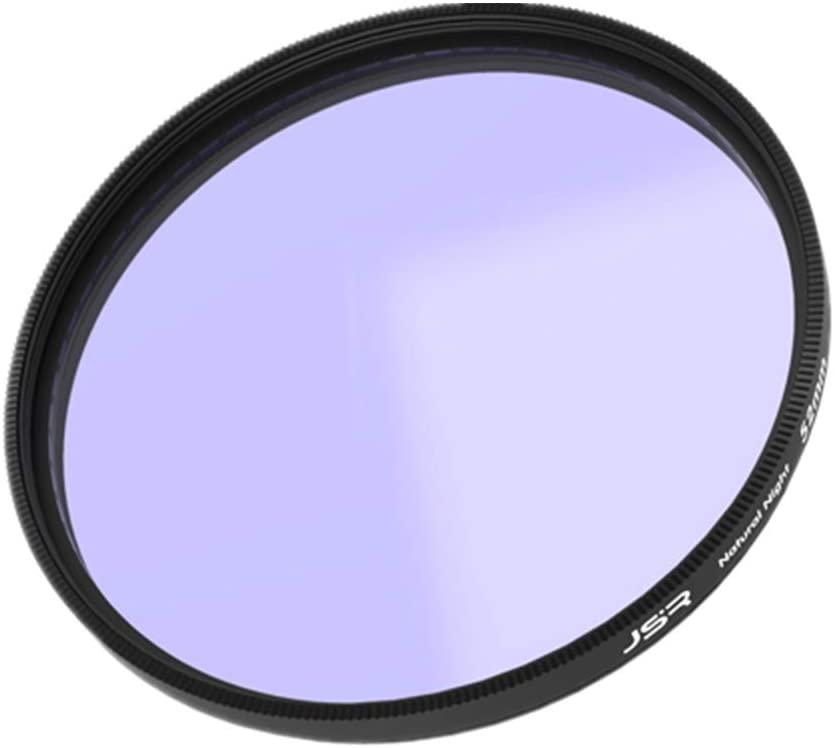 Натуральный ночной фильтр с многослойным покрытием для ночного неба, звездный свет, фотосессия 46 49 52 55 58 62 67 72 77 82 86 мм для Nikon Canon