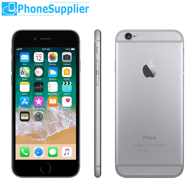 Apple A8 iPhone 6 16GB GSM/LTE/WCDMA Dual Core Fingerprint Recognition Used Unlocked