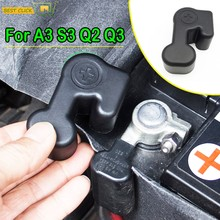 Pince de protection de Terminal positif de batterie de moteur de voiture, 1 pièce, pour AUDI A3 S3 MK2 MK3 Q2 Q3 II 2019 2020