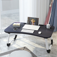 Laptop-Table Foldable-Legs Notebook-Stand Couch Bed for