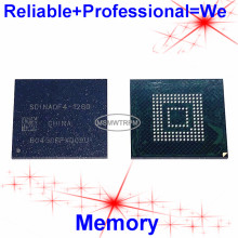 SDINADF4 128G BGA153Ball EMMC5.1 EMMC128GB EMMC128G EMMC 128GB 128G Memory New original and Second hand Soldered Balls Tested OK