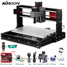 CNC 3018 Pro DIY Mini CNC Router GRBL Control 3 Axis Pcb Milling Machine Laser Engraver Engraving Machine
