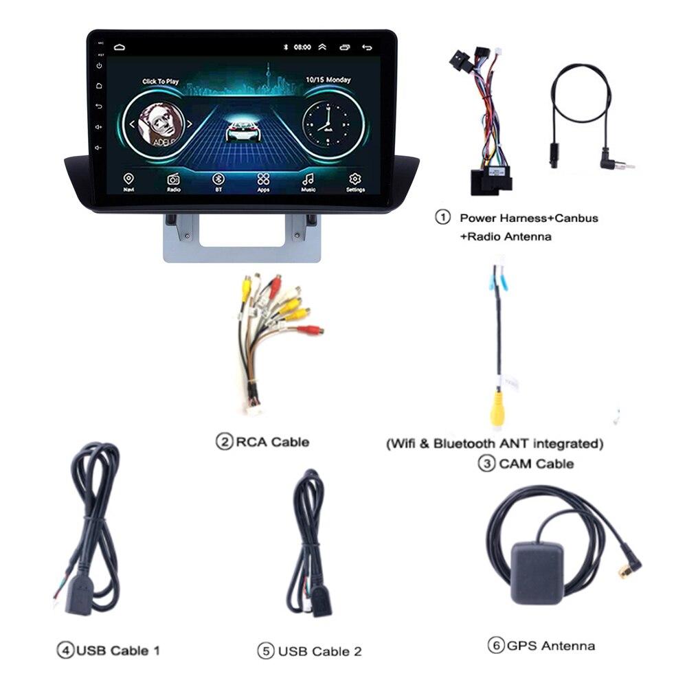 Sistema Multimedia del coche para 2012 2018 Mazda BT 50 BT 50 BT50 AutoRadio Audio estéreo cámara de visión trasera reproductor de vídeo SWC Mirror Link - 3