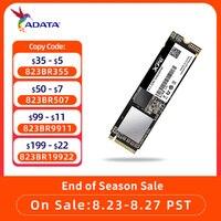 ADATA XPG SX8200 PRO PCIE GEN3X4 M.2 2280 dysk półprzewodnikowy 256GB 512GB 1TB 2TB SSD do laptopa dysk twardy komputera PC