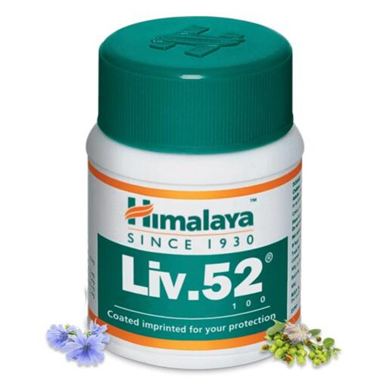 3 Bottle X 100pcs  Liv.52 Improves Appetite, Digests And Promotes Weight Gain, Helping To Improve F Ood Utilization