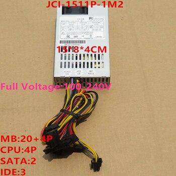 New PSU For Kenwei AIO ITX FLEX NAS Small 1U 200W Power Supply  JCI-1511P-1M2