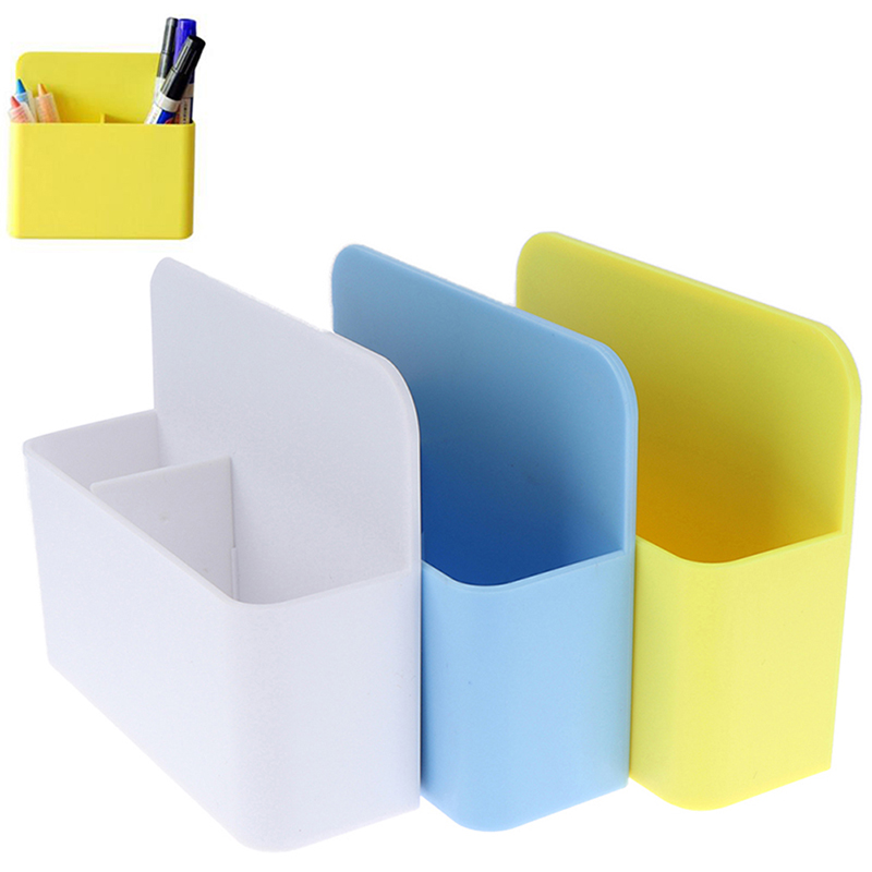 Fridge Magnetic Marker Pen Storage Box Organizer For Classroom Meetingroom