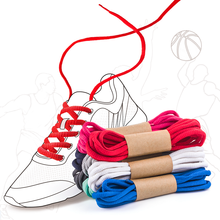1 пара классические круглые шнурки для отдыха спортивной обуви