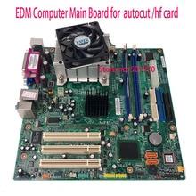 Проволочный отрезной части компьютерная материнская плата основная карта для HL и HF Autocut карты с ЧПУ проволочная резка WEDM машина