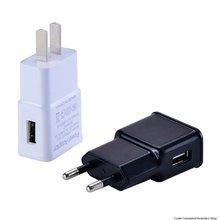 5V2A EU Plug Usb Charger Mobile phone Fast for iPhone Android huawei samsung charger oneplus charging 5V 1A For xiaomi