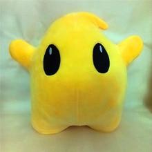 Doll Toy Stuffed Power-Star Plush Luma Marios Cute High-Super Chico Soft Yellow 26cm