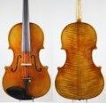 Lionel Tertis Viola cuerpo ancho de ópera 15-16,5 pulgadas profundo tono cálido madera europea ¡envío gratis, arco, caja!