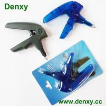 Denxy Dental 1pc Orthodontic Ligature Gun Dental Ligaties Pusher Orthodontic Ligature Tie Gun Tool  Orthodontic Bracket