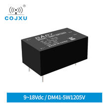 Power Supply DC-DC Isolated Buck Module DIP 5W 9-18Vdc Wide Voltage Ultra Small Volume Power for Modules DM41-5W1205V